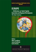 Europe. Reflections on Social Capital, Innovation and Regional Development
