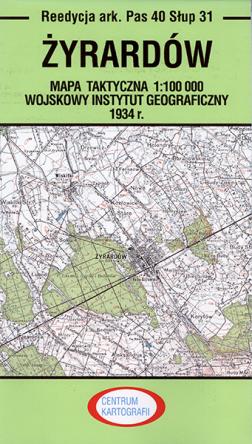 Mapy Wig Modlin 115